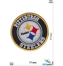 Pittsburgh Steelers Pittsburgh Steelers - round - American-Football - National Football League - NFL USA