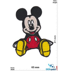 Mickey Mouse  Mickey Mouse  - sitting