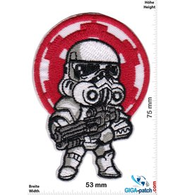 Star Wars Starwars - Stormtrooper - small - Logo