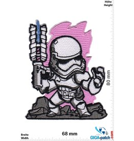 Star Wars Starwars - Stormtrooper - small - pink