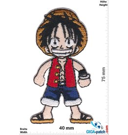 Monkey D. Ruffy - strong - Ruffy Manga - One Piece