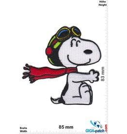 Snoopy Snoopy Fly - Pilot  - Die Peanuts
