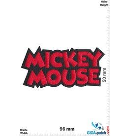 Mickey Mouse  Mickey Mouse  - red