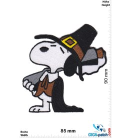 Snoopy Snoopy - Happy Thanksgiving  - The Peanuts