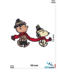 Snoopy Snoopy - Charlie Brown und Snoopy - Winter  - Die Peanuts