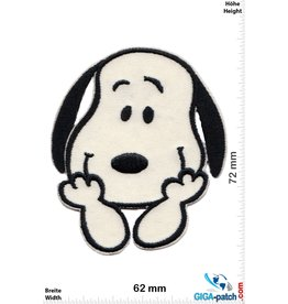 Snoopy Snoopy - Smiling Head  - The Peanuts