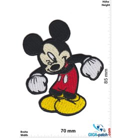 Mickey Mouse  Mickey Mouse  - funny eyes