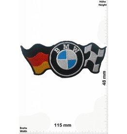 BMW BMW Motorcycle - Flags