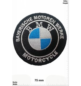 BMW BMW Motorcycle - round