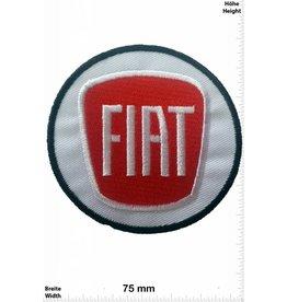 Fiat Fiat - rund weiss/rot