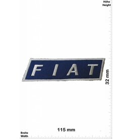 Fiat Fiat Schriftzug