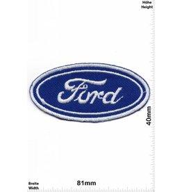 Ford Ford -  Logo - blau