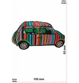 Mini Cooper Mini Cooper - rainbow
