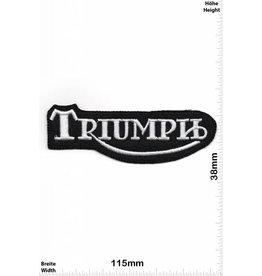 Triumph Triumph - black silver - schwarz