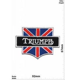 Triumph Triumph - UK - silber - blau