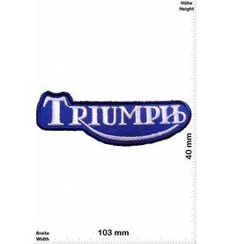 Triumph Triumph - blue / blau