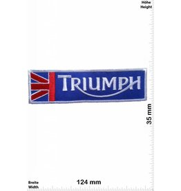 Triumph Triumph - UK - blue