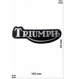 Triumph Triumph  - schwarz/silber