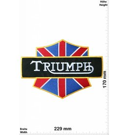 Triumph Triumph UK  - BIG 23cm-