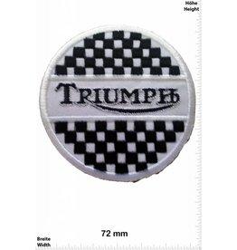 Triumph Triumph - white  - round-