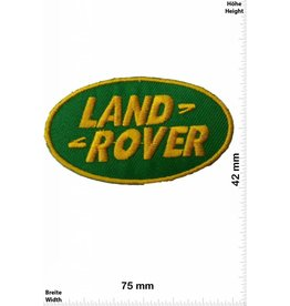 Land Rover Land Rover green