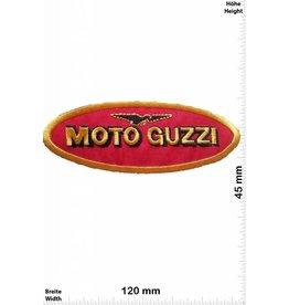 Moto Guzzi Moto Guzzi - red / gold
