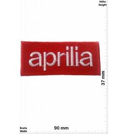 Aprilia Aprilia - rot