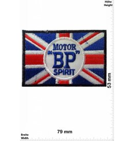 Agip Motor BP Spirit - UK