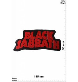 Black Sabbath Black Sabbath Aufnäher