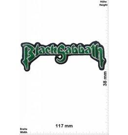 Black Sabbath Black Sabbath - green