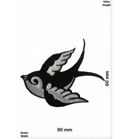 Vögel, Oiseau, Bird Bird right -  9 CM