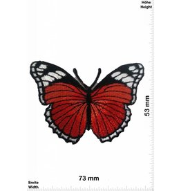 Schmetterling, Papillon, Butterfly Butterfly - red