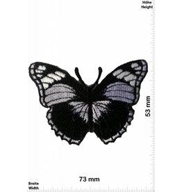 Schmetterling, Papillon, Butterfly Butterfly - black