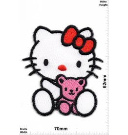 Hello Kitty Hello Kitty - Teddy