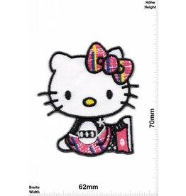 Hello Kitty Hello Kitty - siting - sitzend