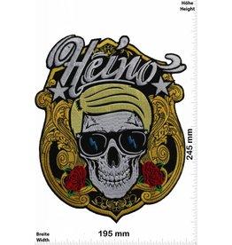 Heino Heino -Skull - Big 24 CM