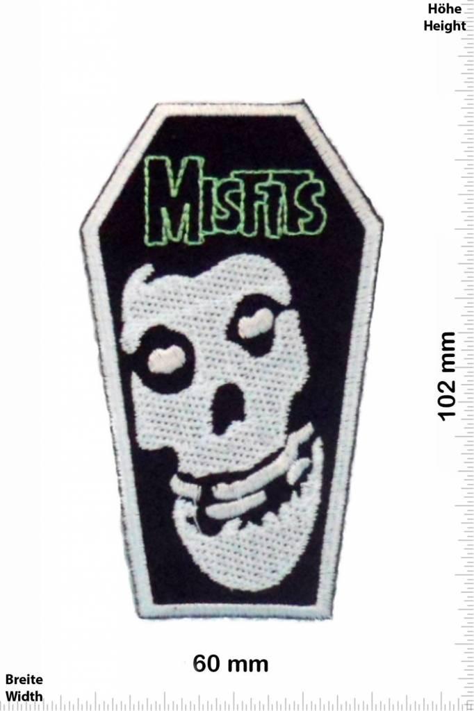 Misfit Misfits - Totenkopf