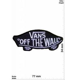 """Vans """"Vans  """"""""Off the Wall""""""""  black/black"""