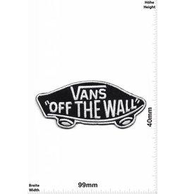 Vans Vans - Off the Wall - silver/black