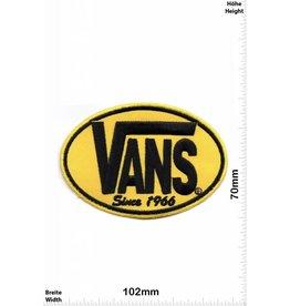 Vans Vans - yellow/gelb - Since 1966