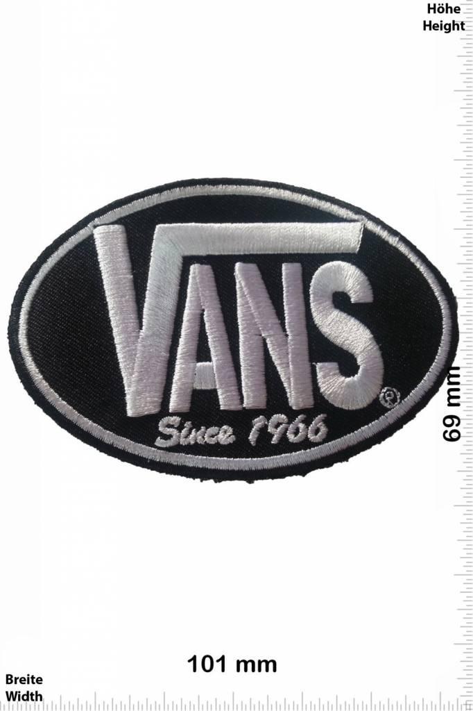 Vans - Patch - Back Patches