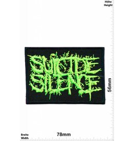 Suicide Silence Suicide Silence  - green