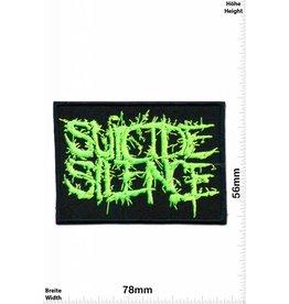 Suicide Silence Suicide Silence  - green