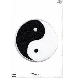 Yin Yang  Yin Yang - silber