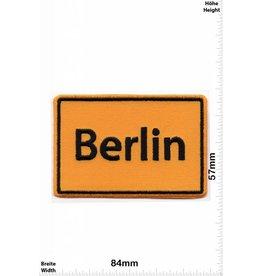 Deutschland, Germany Berlin - Stadtschild