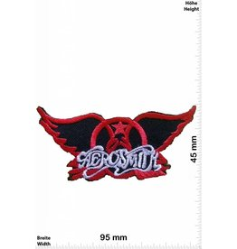 Aerosmith Aerosmith - red/silver