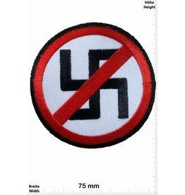 No Nazi NO Stop Nazi - black