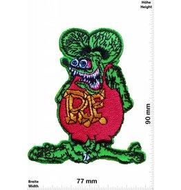Rat Fink Rat Fink - grün