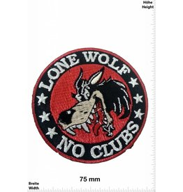 Lone Wolf Lone Wolf  No Clubs 7,5 CM