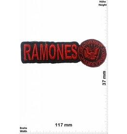 Ramones Ramones - red